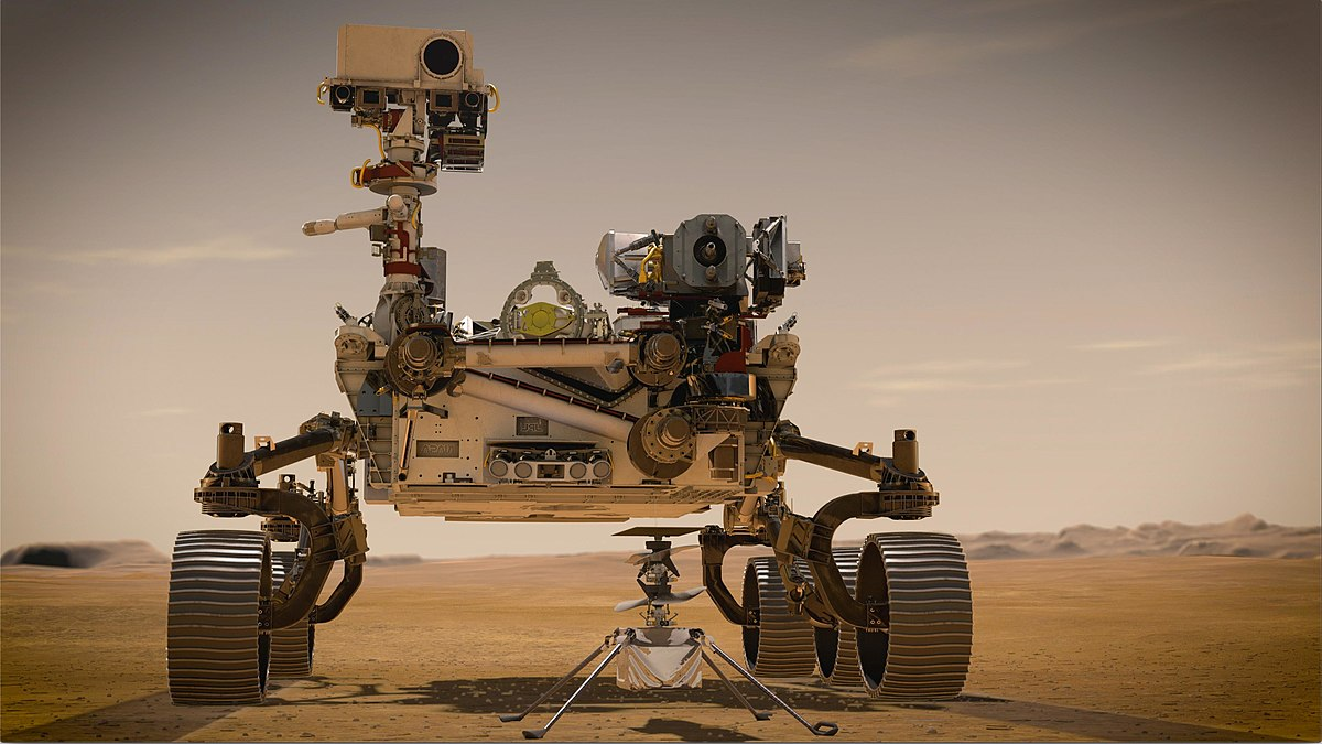 NASA's Mars Perseverance Rover Will Do The Hunting Of Fossils With The Help Of X-Rays